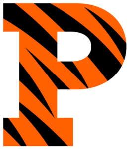 Princeton Tigers Colors