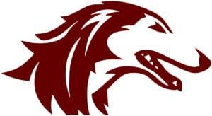 Southern Illinois Salukis team logo in JPG format