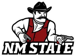 new mexico state colors