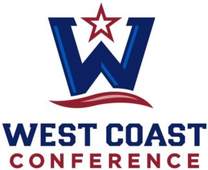 west coat conference team colors