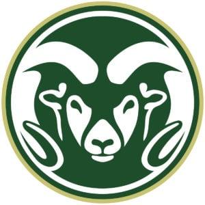 Colorado State Rams team logo in JPG format