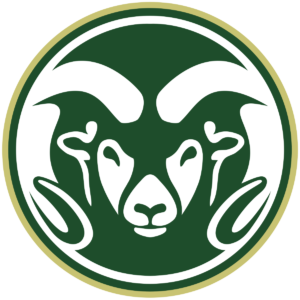 Colorado State Rams team logo in PNG format