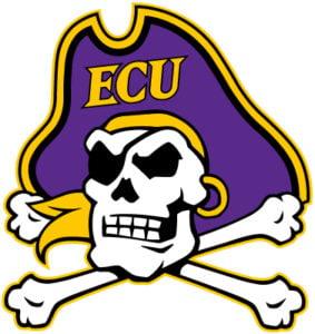 East Carolina Pirates Colors