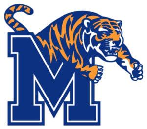 Memphis Tigers Colors