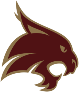 texas state bobcats colors