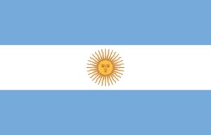 argentina flag colors