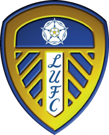 leeds united football logo colors