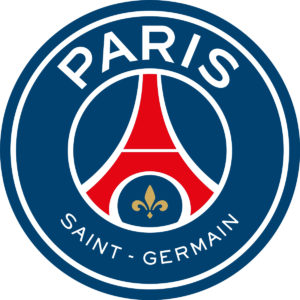 Paris Saint-Germain F.C. team logo in JPG format