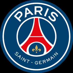 Paris Saint-Germain F.C. team logo in PNG format