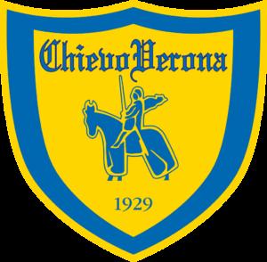 Chievo Verona Logo Colors