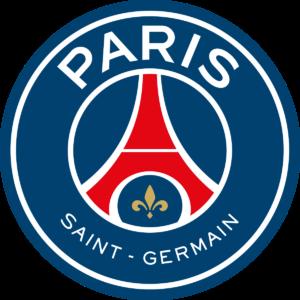 paris saint germain logo colors