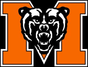 mercer bears logo colors