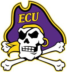 East Carolina Pirates Logo JPG