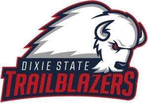 Dixie State Trailblazers team logo in JPG format