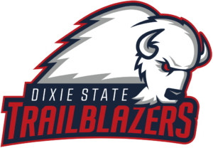 Dixie State Trailblazers team logo in PNG format