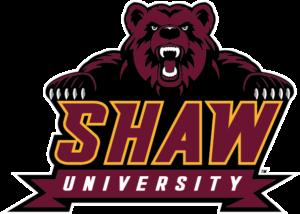 Shaw University Lady Bears Colors