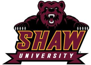 Shaw University Lady Bears team logo in JPG format