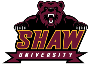 Shaw University Lady Bears team logo in PNG format